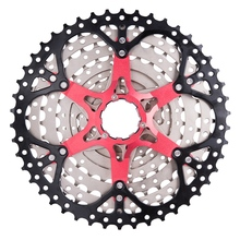 ZTTO MTB 9-Speed 9S 11-46 T Speed Cassette 9 Freewheel Wheels For Shimano M430 M4000 M590 Mountain Bicycle