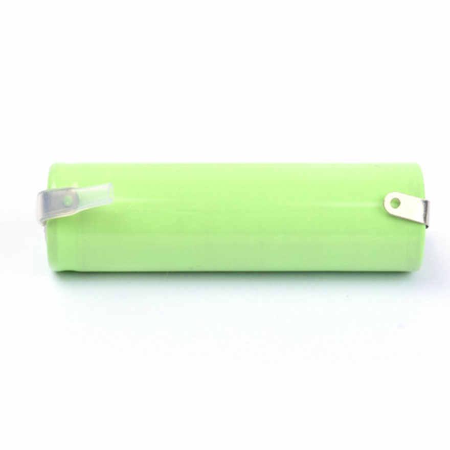 100% 1-20 piezas AA batería 1,2 V 800mAh Ni-MH AA pilas recargables 800mAh para teléfono inalámbrico Razor cepillo de dientes