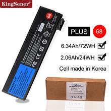 Аккумулятор KingSener для ноутбука Lenovo ThinkPad X240 T440S T440 X250 T450S X260 S440 S540 45N1130 45N1131 45N1126 45N1127, 3 ячейки