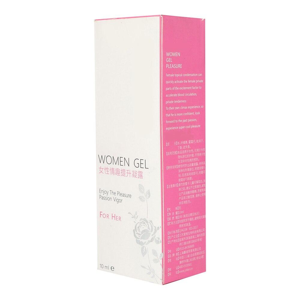 Gel orgasmique pour femmes sexe plaisir féminin améliorer G Stimulation spot huile lubrifiante vagin orgasme rehausseur aphrodisiaque femmes Gel 3