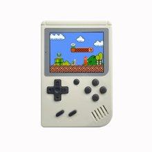 Игровая консоль для видео 8 бит ретро мини карманный портативный игровой плеер встроенный 168 классические игры Лучший для ребенка Ностальгический плеер