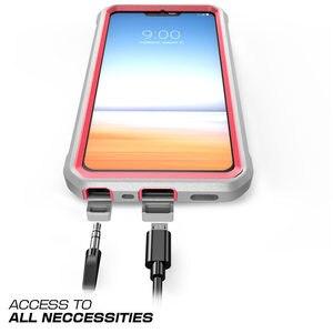 Image 5 - עבור LG G7 ThinQ מקרה כיסוי 6.1 inch SUPCASE UB פרו מלא גוף מוקשח נרתיק קליפ מגן מקרה עם מובנה מסך מגן