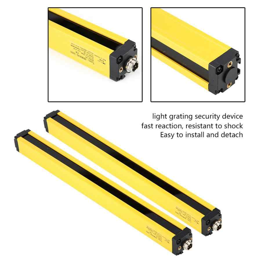8 точек света датчик занавеса переключатель безопасности света решетки устройство безопасности BEM0840-30NB