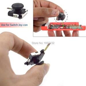 Image 2 - Nintend Schalter 3D Analog für Joycon Joystick Thumb Sticks Sensor Ersatz Zubehör Für Freude Con Controller Gehäuse