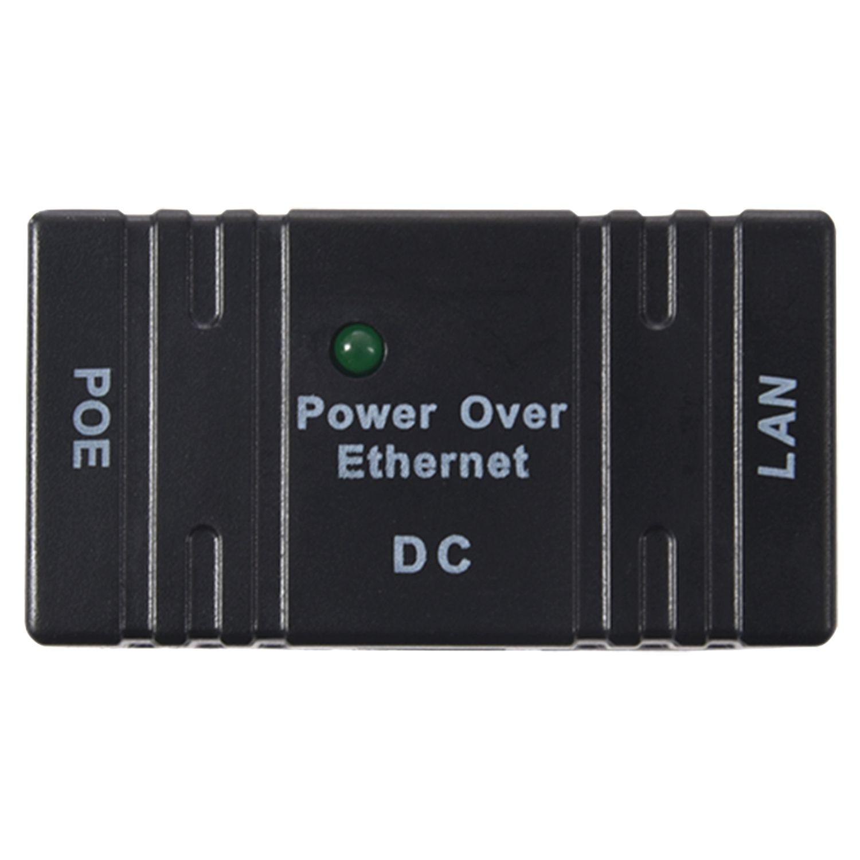 10x Passive PoE Injector Splitter Over Ethernet For IP Camera LAN Network