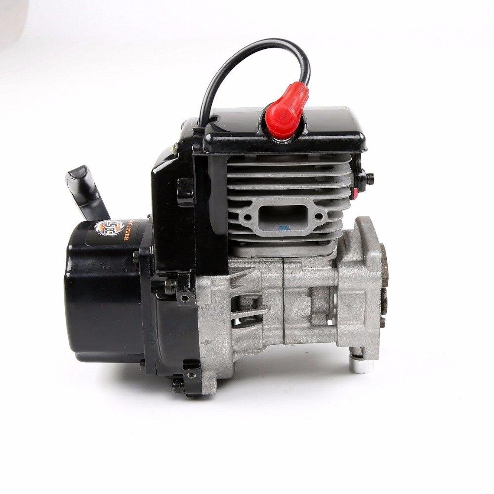 45CC 4 boulons moteur moteur à essence sans carburateur et embrayage pour 1/5 HPI ROVAN KING moteur BAJA 5B SS pièces