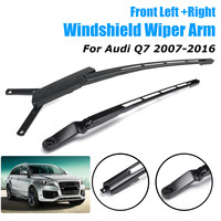 Car Front left/Right Windshield Windscreen Wiper Arm Replacement for Audi Q7 4L1955407A/4L1955408B 2007 2016