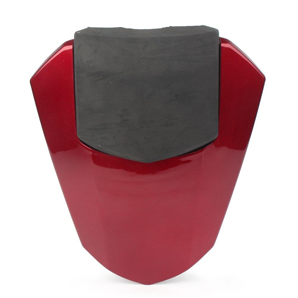 YZF R6 2008-2016 задний пассажирское капота заднем сиденье покрытие из АБС-пластика для Yamaha YZFR6 2008 2009 2010 2011 2012 2013 2014 2015 2016