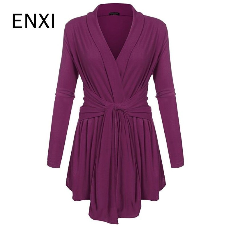 ENXI Maternity Clothing Women's Shirt V Neck Mass Lactation Breastfeeding Shirts Tops Nursing Blouse For Pregnant Women