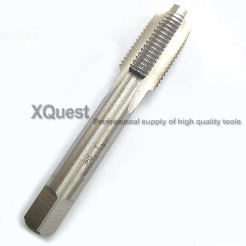 New 1pc PG9 HSS Conduit thread screw tap  gas cylinders german Standard Tap