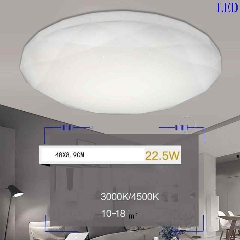 Moderna Deckenleuchten Avize осветительные лампы плафон, подходит для плафон De потолочный Lampara TECHO LED потолочный светильник