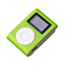 Портативный мини MP3-плеер с зажимом спортивный музыкальный плеер Walkman MP3 с хорошим звуком подарок Спортивная Музыка MP3-плеер