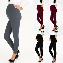 clothes for pregnant maternity women Pregnant Women Warm Comfortable Maternity Leggings Ankle Length Pregnancy Pants