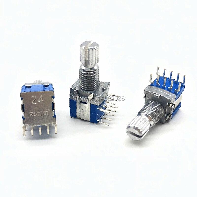 Wholesale 100pcs lot Band Switch Rotary Switch Gear Change Switch 1 Pole 5 Position 2 Pole