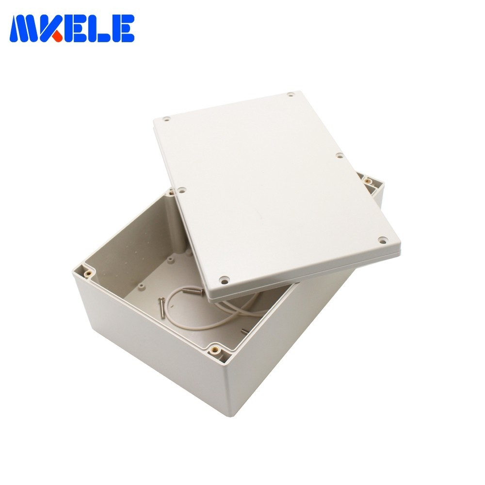 Plastic Junction Box For DIY Electronics Waterproof ABS Material Small Plastic Case Electronics Electric Distribution BoxPlastic Junction Box For DIY Electronics Waterproof ABS Material Small Plastic Case Electronics Electric Distribution Box