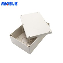 Plastic Junction Box For DIY Electronics Waterproof ABS Material Small Plastic Case Electronics Electric Distribution Box