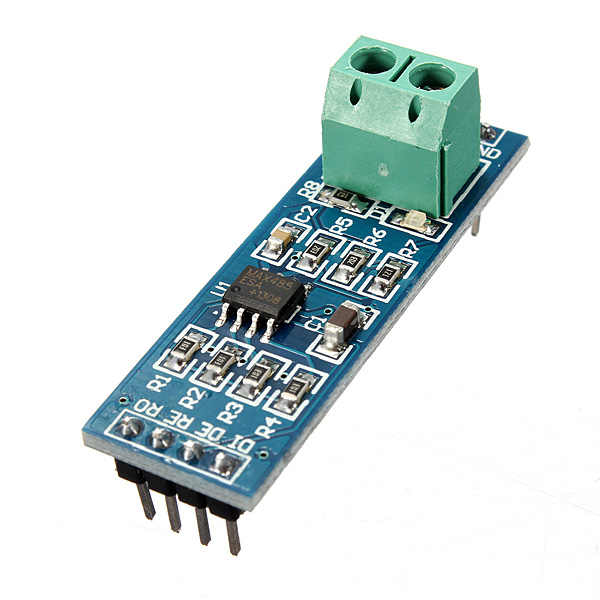 LEORY 1PC 5V MAX485 TTL To RS485 Converter Module Board Circuit For Arduino Hot sale