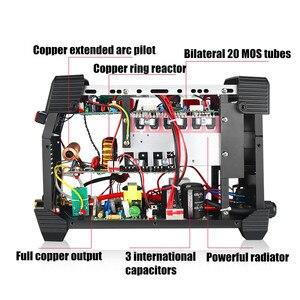 Image 5 - החדש 220V 7700W 2IN1 TIG/ARC מכונת ריתוך חשמלי 20 250A MMA IGBT מקל מהפך לריתוך עבודה חשמלי עבודה