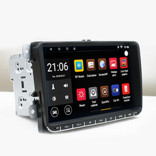 2DIN 9 Touch Screen Android 8.1 Octa-Core 4GB RAM 32GB ROM Car Stereo Radio GPS Wifi BT DAB Mirror Link OBD RDS with Canbus Box dsp 4gb ram 32g rom 2din android 9 0 octa core car radio multimedia video player universal head unit gps mirror link 1080p obd 2