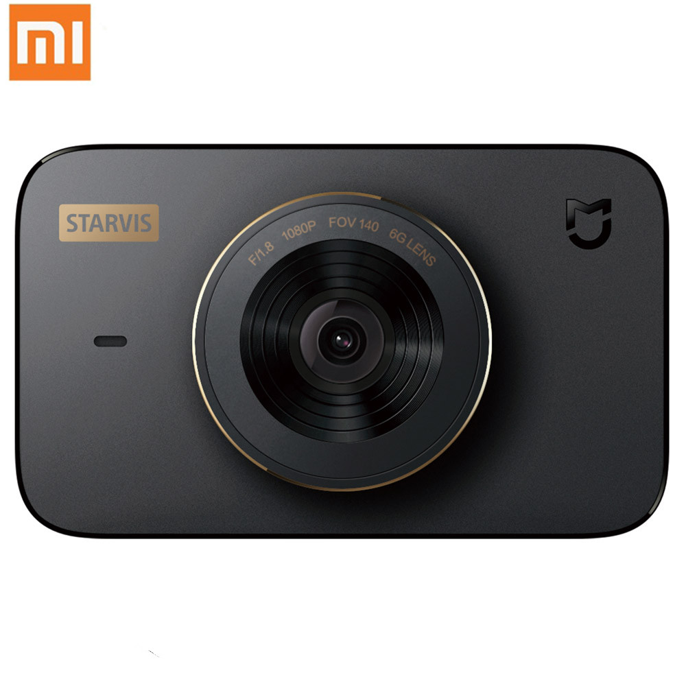 Original Xiaomi MIJIA 1S Smart Car DVR Dash Camera Voice Control Car Driving Recorder Wifi 1080P Night Version Car Dash Camera-in DVR/Dash Camera from Automobiles & Motorcycles