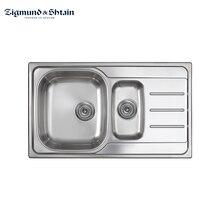 Кухонная мойка Zigmund & Shtain Rechteck 860D.8