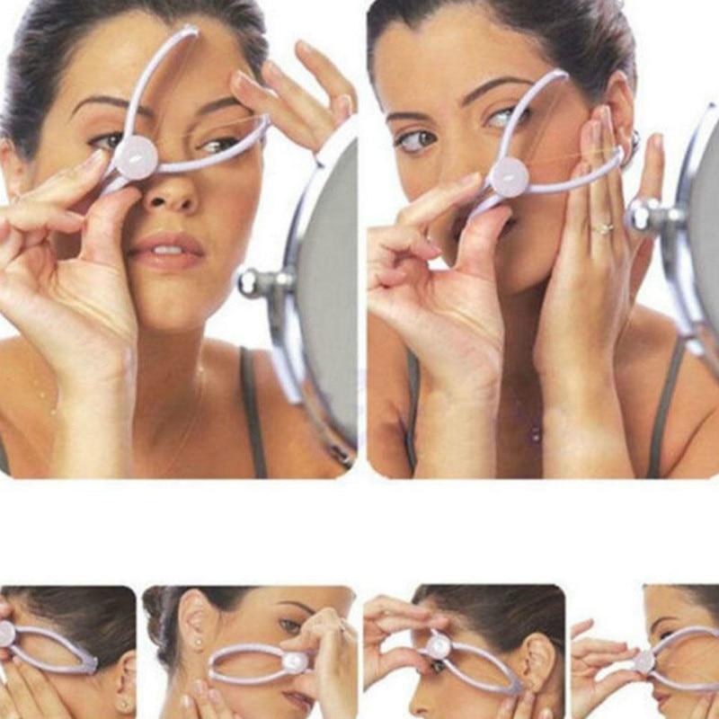 Spring Face Facial Body Hair Remover Threading Epilator Defeatherer DIY Beauty Nice Tool Epilator Wholesales