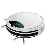 Robot Vacuum Cleaner Sweeping Mopping