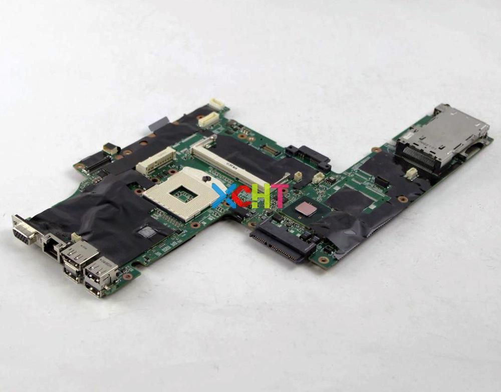 FRU: 04W0513 HM55 PGA989 DDR3 для Lenovo IBM Thinkpad T410 материнская плата для ноутбука протестирована