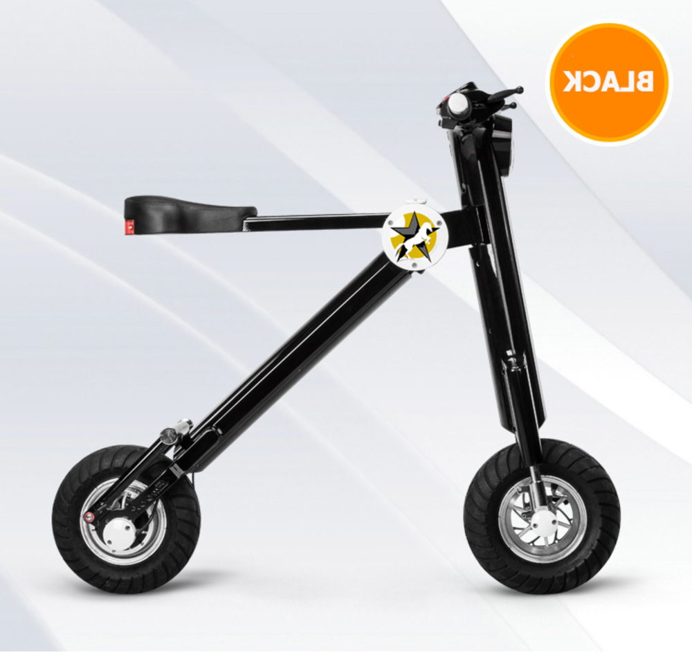Smart Mini Folding Electric Bicycle Lithium Electricity Portable Electric Scooter Car Instead Of Walking