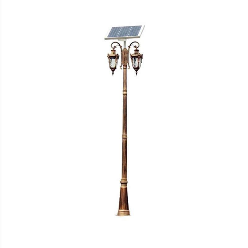 Лампа Jalan Tenaga Surya Eclairage сад снаружи Farola Lampione Led Off светильник Exterieur Солнечный лампы уличное освещение