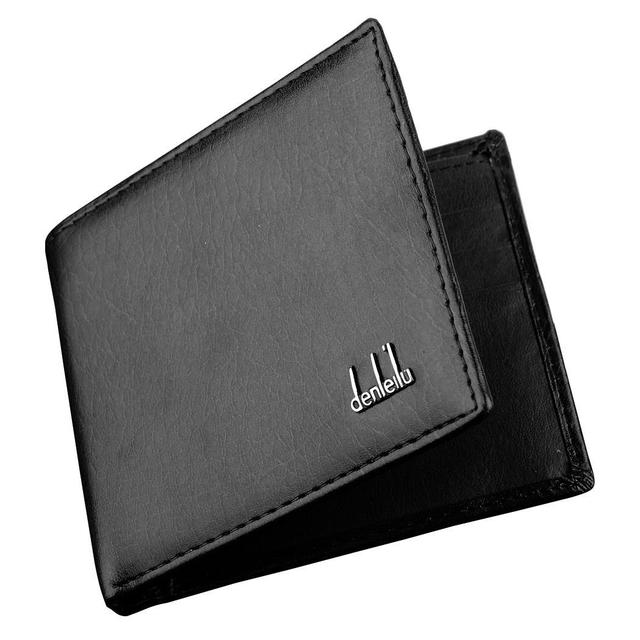 Male Synthetic Leather Money Pockets  2