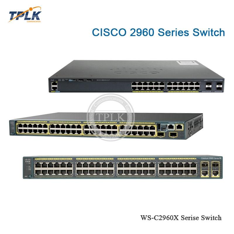 Cisco Original new WS-C2960XR-48LPD-I switch 48port network Intelligent  management poe switch 2 x10G SFP+