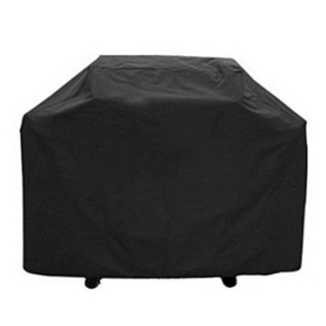 Durable Waterproof Dust-proof Grill Cover BBQ Grill Waterproof, Cover Square, Round With Elastic Hem
