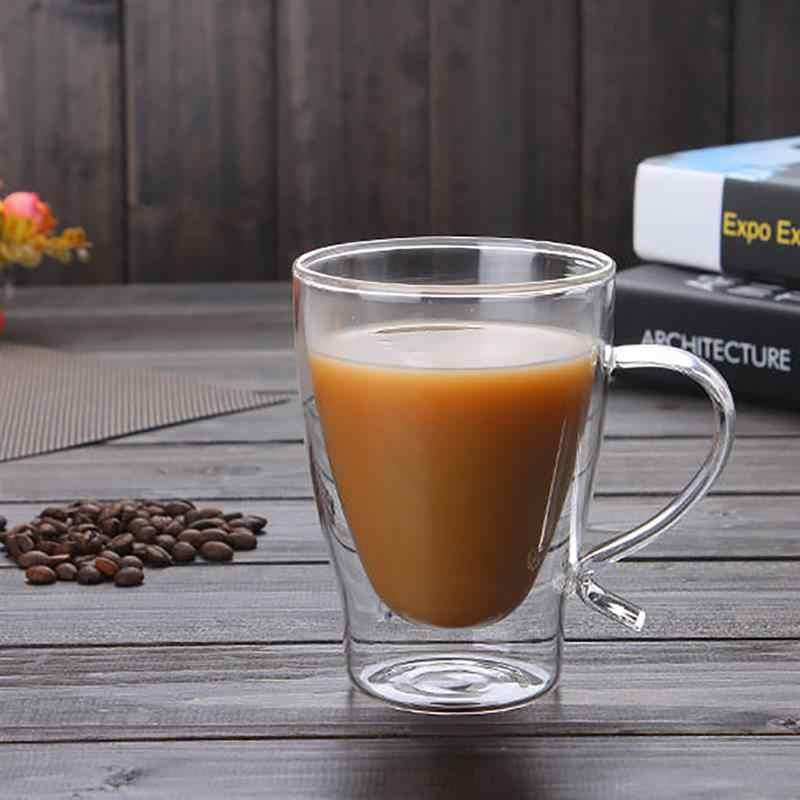 Gl Coffee Mug Espresso Water Tea Cup