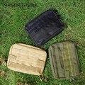 Тактическая нейлоновая сумка  EDC Molle  аксессуары для хранения  сумка  прочная молния  открытый инструмент  большая емкость  для охоты  кемпинг...