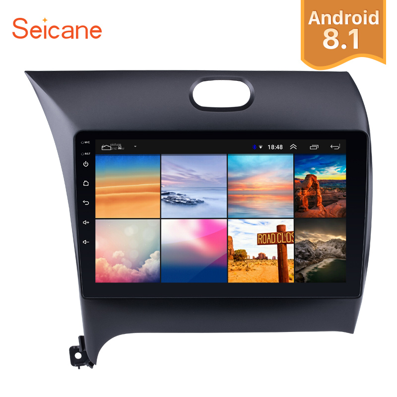 Seicane GPS Auto 2Din Android 8.1 HD 9