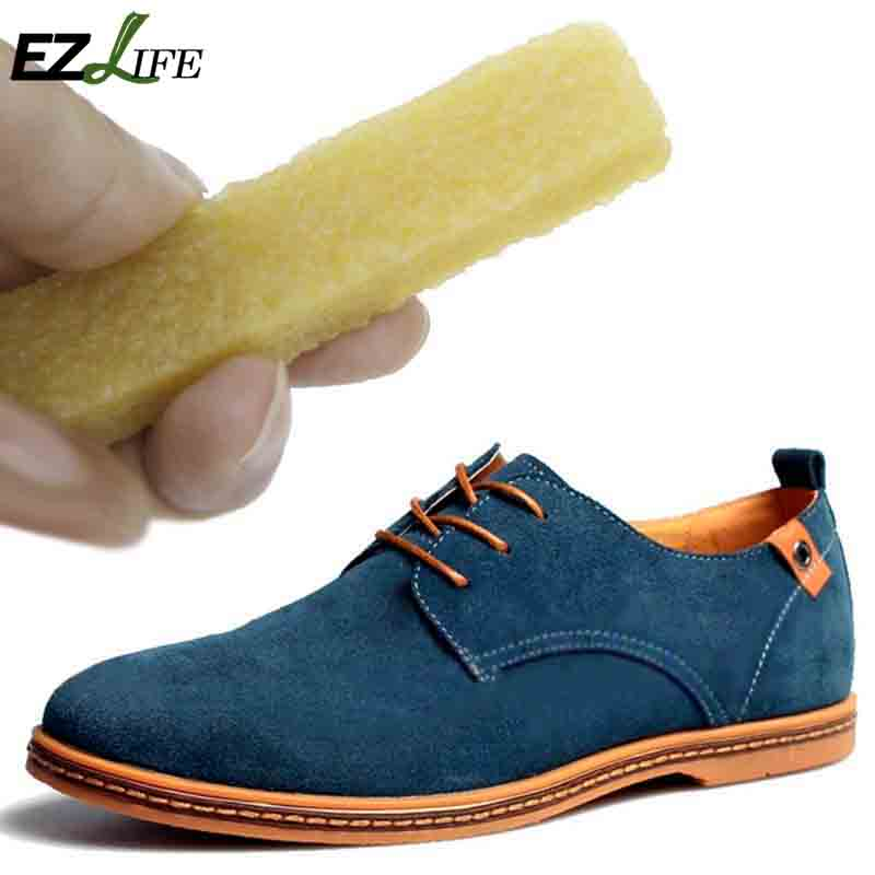 45685268e532f US $1.16 9% OFF|EZLIFE Shoes Rubber Eraser Creative Shoes Cleaner For Suede  Nubuck Leather Stain Boot Household Shoes Cleaning Tools KT0619-in Shoe ...