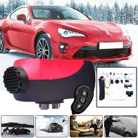 Car Accessories Car Heater 5KW 12V Diesel Air Heater 10L Tank Remote Control LCD For Truck Boat Car Trailer