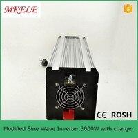 MKM3000 122G C Off Grid 3000w Inverter Ac Dc Inverter 12v 220v Solar Inverter Without Battery 3kw Power Inverter With Charger