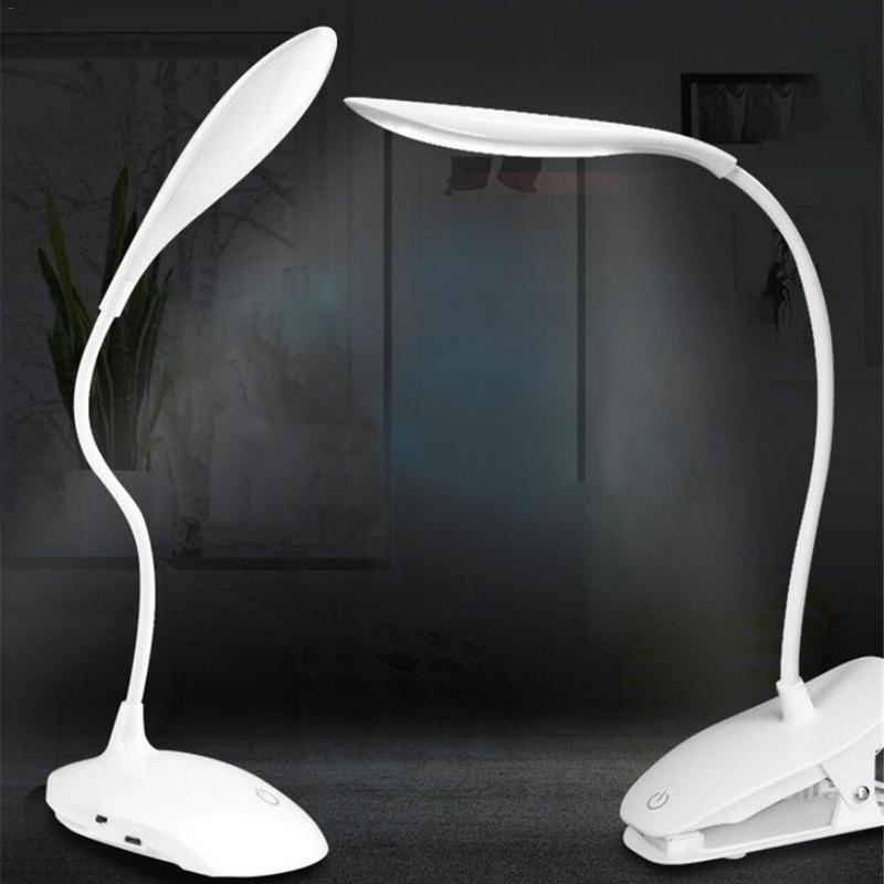 Clip-on Rechargeable Lamp Student…