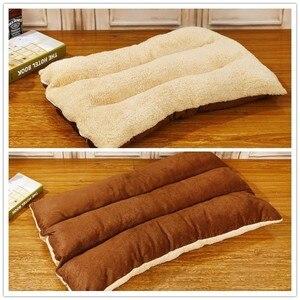 Image 2 - Benepaw lits épais pour animaux domestiques, lavable, doux, doux et grands chiots et chiots, maison, amovible, chaude, transat de luxe, pour lhiver