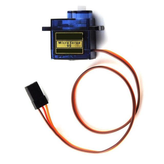 1/5/10 шт Мини SG90 микро сервопривод для RC робот управляемых вертолетов самолетов контроля автомобиль Лодка YJS; Прямая поставка