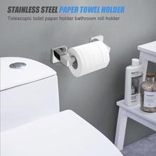 Держатель для туалетной бумаги из нержавеющей стали настенное крепление цинковый сплав WC коробки для салфеток аксессуары для ванной комнаты