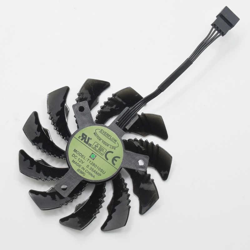 Ventilador refrigerador de 75MM PLD08010S12H T128010SU para GIGABYTE AORUS GTX 1060 1070 Ti 1080 Ti G1, GV-N98T para videojuegos GTX 980 970 960 NTITANX