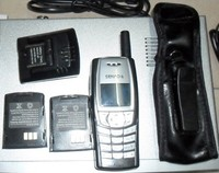 SENAO 6610 Portable cordless telephone SN6610 1 base support 9 extra handset Duplex Intercom A set of 1Base+3Headsets