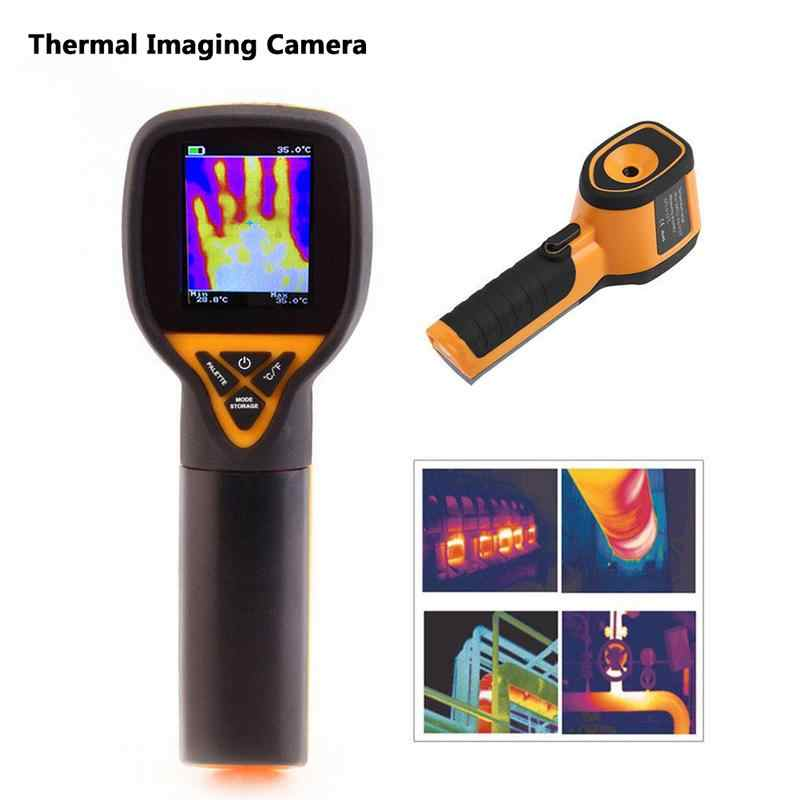 Auto Thermische Imaging Scanner Handheld Vaste 1024 PX HT-175 2.0 Kleur Screen Digitale Infrarood Warmtebeeldcamera Camera