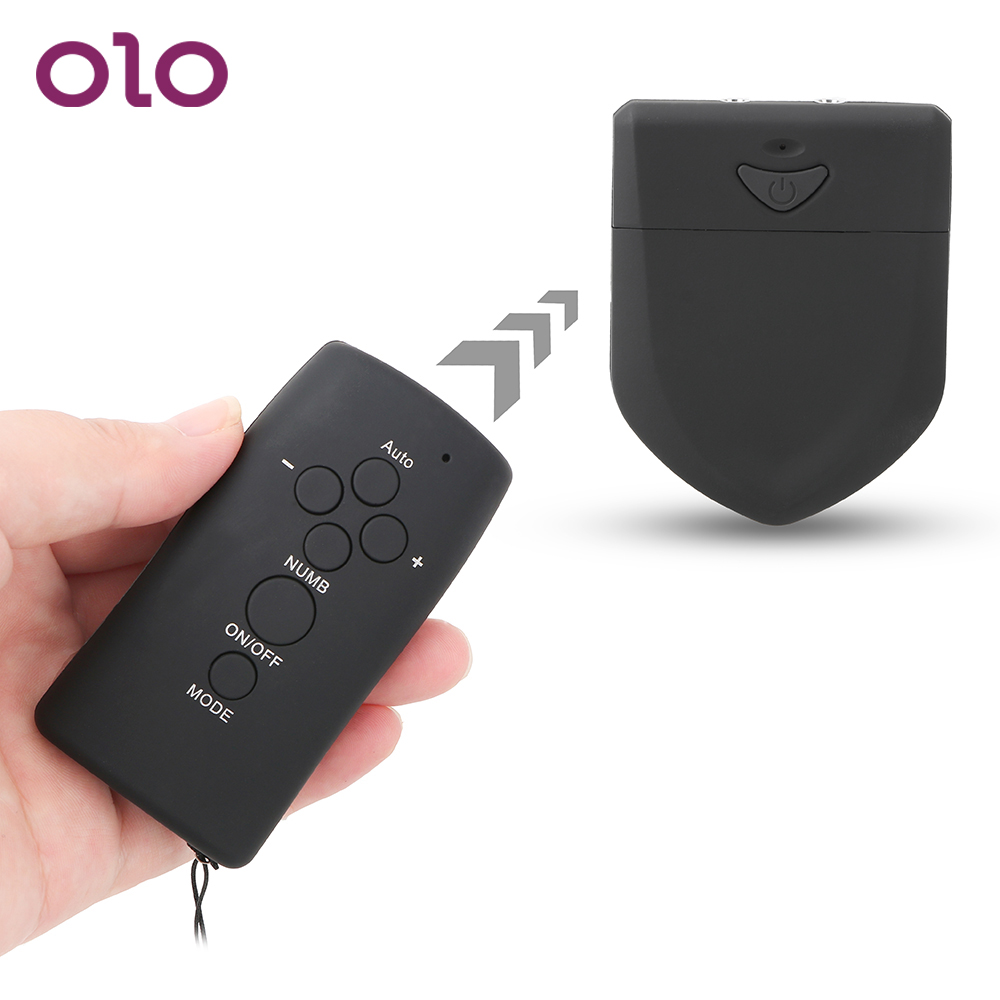 Olo Electric Shock Host Double Output Electro Stimulation -7942