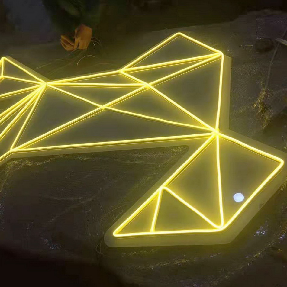 Wholesale high brightness light up led neon sign letter image