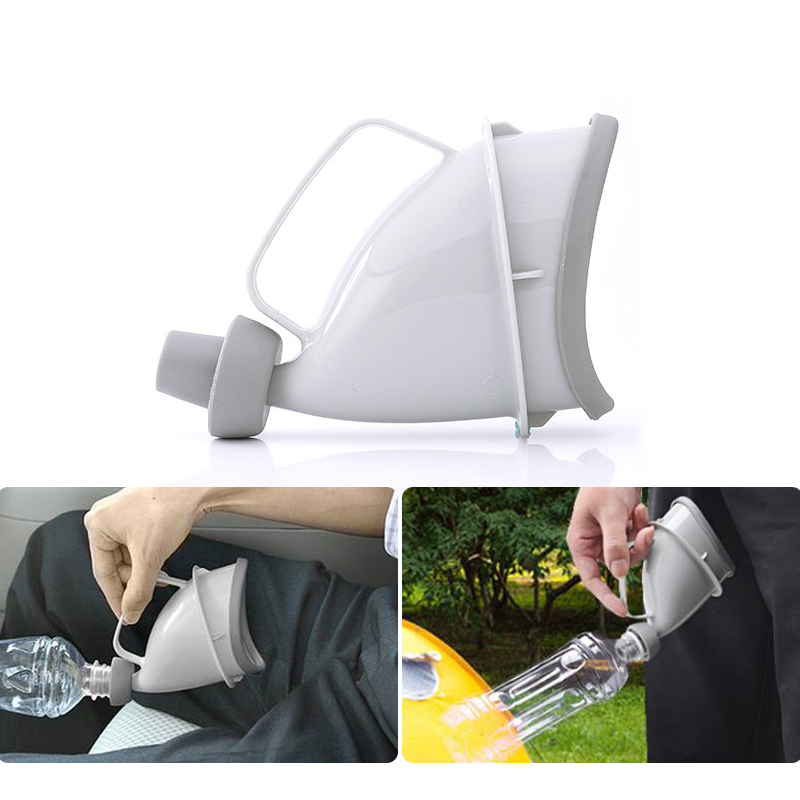 Tickas Portable Car Travel Outdoor Adult Urinals for Man Woman Potty Funnel Embudo Orina Peeing Camping Toilet Emergency Traffic