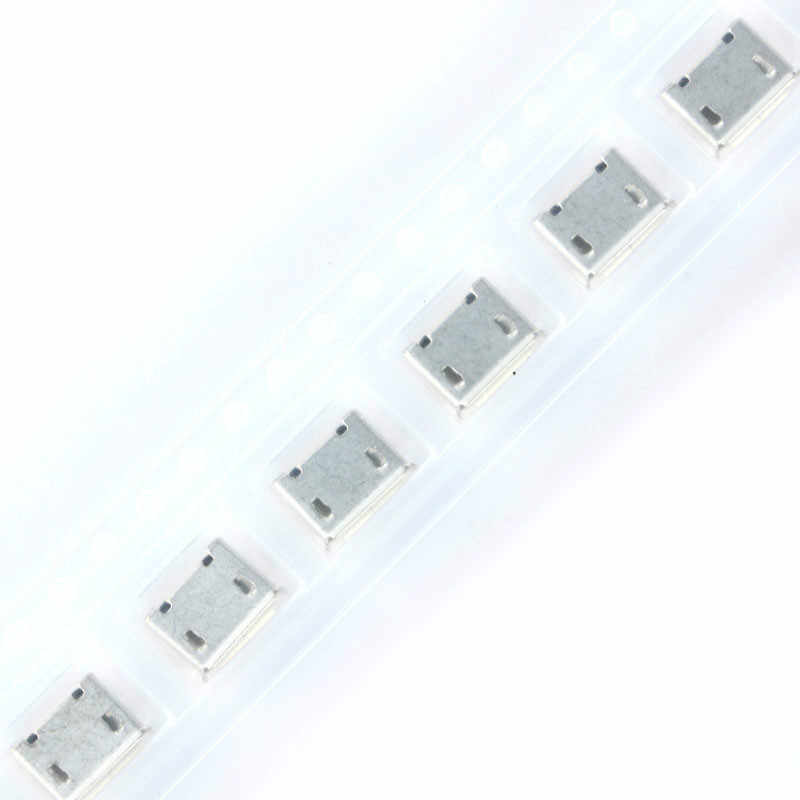 20 piezas Micro USB MK5P 5pin conector hembra G19 toma de carga Micro USB directamente